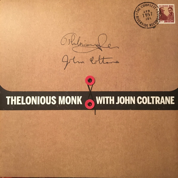Thelonious Monk John Coltrane Thelonious Monk John Coltrane - The Complete 1957 Riverside Recordings (3 LP) the thelonious monk orchestra the thelonious monk orchestra at town hall lp