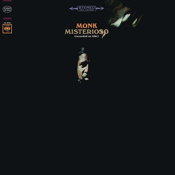 Thelonious Monk Thelonious Monk - Misterioso (180 Gr) the thelonious monk orchestra the thelonious monk orchestra at town hall lp
