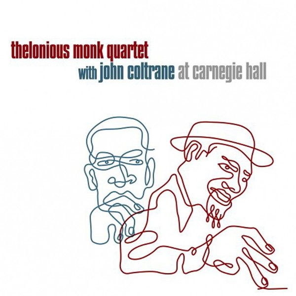 Thelonious Monk Thelonious Monk With John Coltrane - At Carnergie Hall (2 LP) thelonious monk thelonious monk misterioso 180 gr