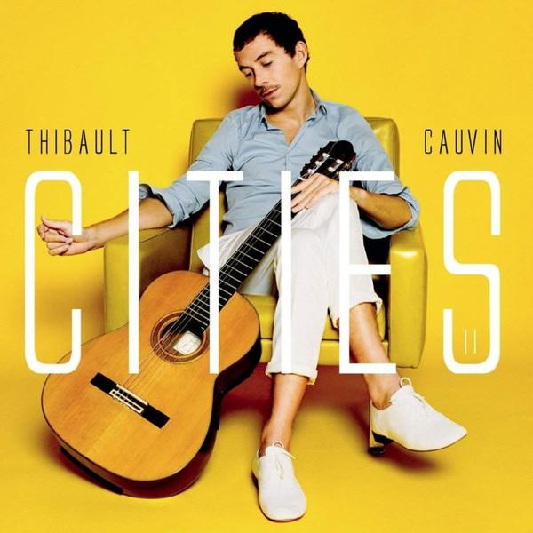 лучшая цена Thibault Cauvin Thibault Cauvin - Cities Ii (2 LP)