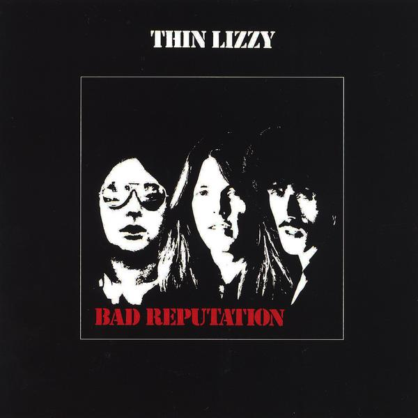 Thin Lizzy - Bad Reputation (limited, Colour)