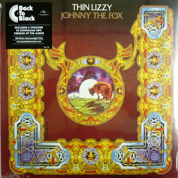 Thin Lizzy Thin Lizzy - Johnny The Fox thin lizzy thin lizzy nightlife