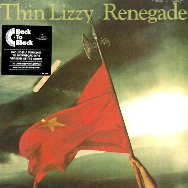 Thin Lizzy Thin Lizzy - Renegade flag of us