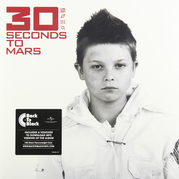 Thirty Seconds To Mars Thirty Seconds To Mars - 30 Seconds To Mars (2 Lp, 180 Gr) hunter muller the big shift in it leadership