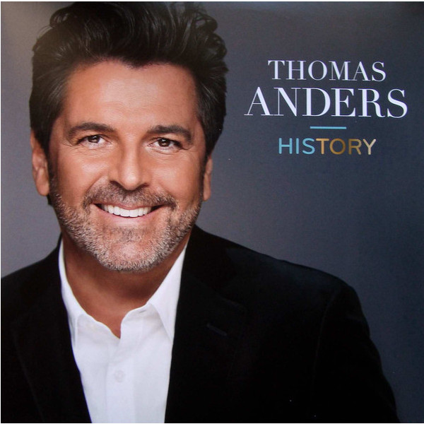 Thomas Anders - History (2 LP)