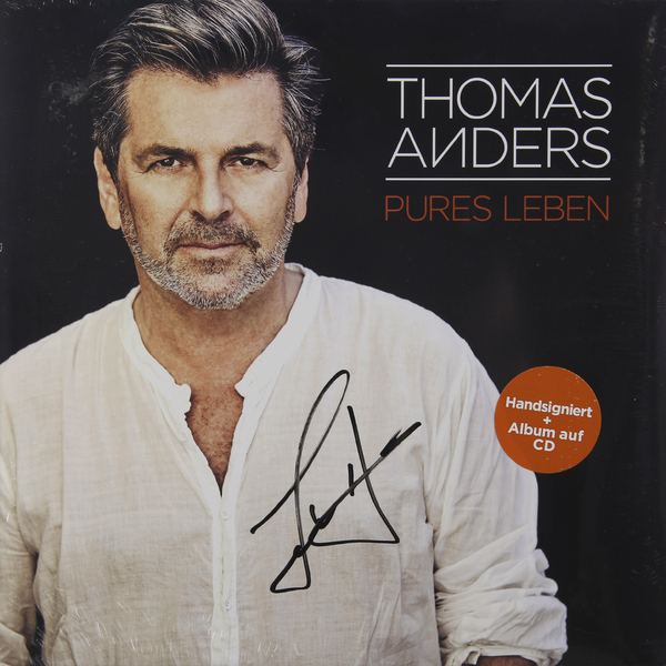 Thomas Anders Thomas Anders - Pures Leben (2 Lp+cd) thomas