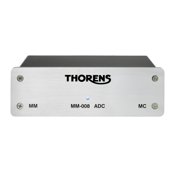 Фонокорректор Thorens MM 008 ADC Silver рубашка мужская nautica wr5218 15