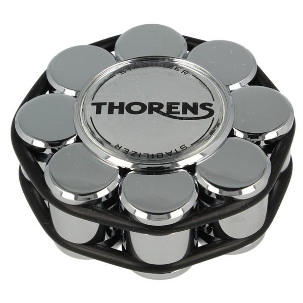 Прижим для виниловых пластинок Thorens Stabilizer Chrome