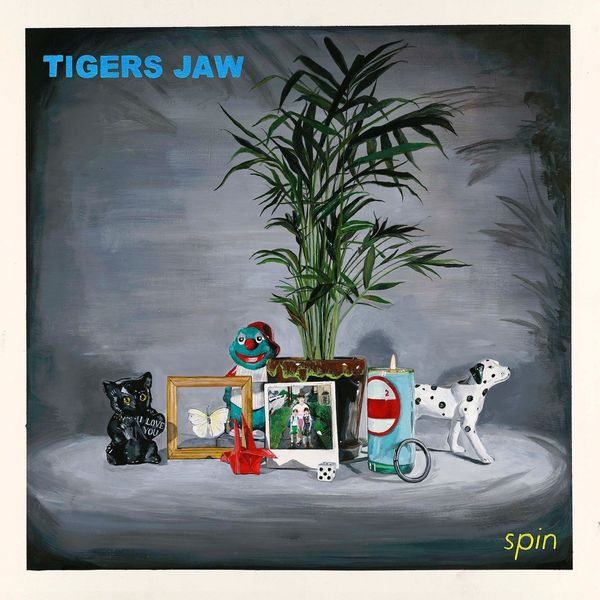 Tigers Jaw Tigers Jaw - Spin (colour) tigers and spies daisy colour reader