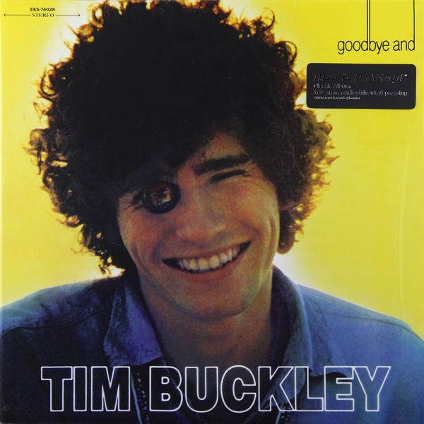 Tim Buckley Tim Buckley - Goodbye Hello (180 Gr) tim buckley my fleeting house