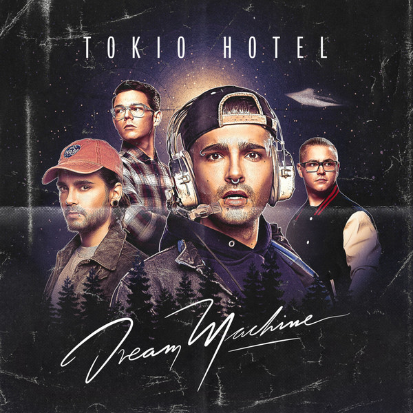 Tokio Hotel Tokio Hotel - Dream Machine hotel lock system rfid t5577 hotel lock system gold or silver color t5577 card zinc alloy forging sn ca 8027