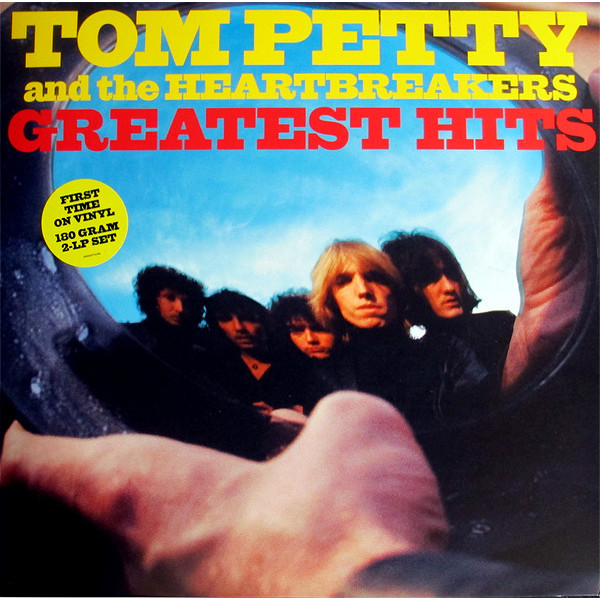 Tom Petty Tom Petty   Heartbreakers - Greatest Hits (2 LP) fleetwood mac fleetwood mac greatest hits lp