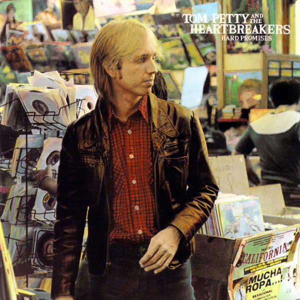 Tom Petty Tom Petty Heartbreakers - Hard Promises original new jeti twinjet flora printer large format printer uv solvent base g4 printhead ricoh gen4 print head 7pl