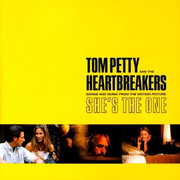 Tom Petty Tom Petty   Heartbreakers - Songs And Music From The Motion Picture She's The One matrix reloaded music from and inspired by the motion picture cd ecd