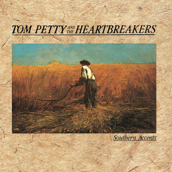 Tom Petty Tom Petty Heartbreakers - Southern Accents life mix art black 32 260cm