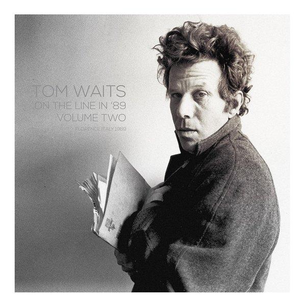 Tom Waits Tom Waits - On The Line In '89 Vol.2 (2 LP) каунт бэйси count basie april in paris lp