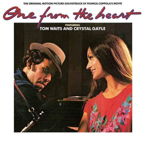 Tom Waits Tom Waits - One From The Heart (ost) (180 Gr) tom waits tom waits bad as me