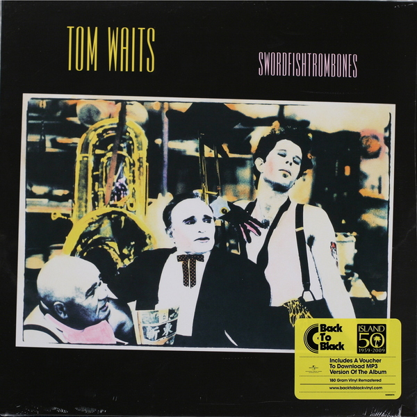 Tom Waits Tom Waits - Swordfishtrombones (180 Gr) tom waits tom waits bad as me