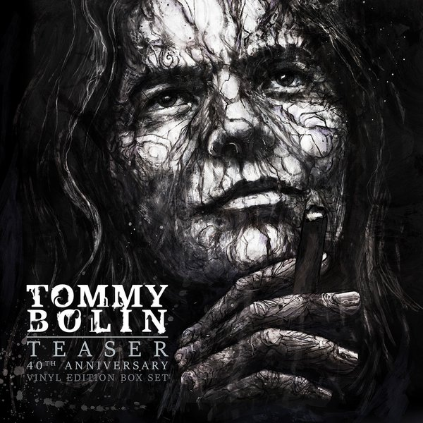 Tommy Bolin Tommy Bolin - Teaser - 40th Anniversary (3 Lp+2 Cd) cd диск smokie gold 1975 2015 40th anniversary edition 2 cd