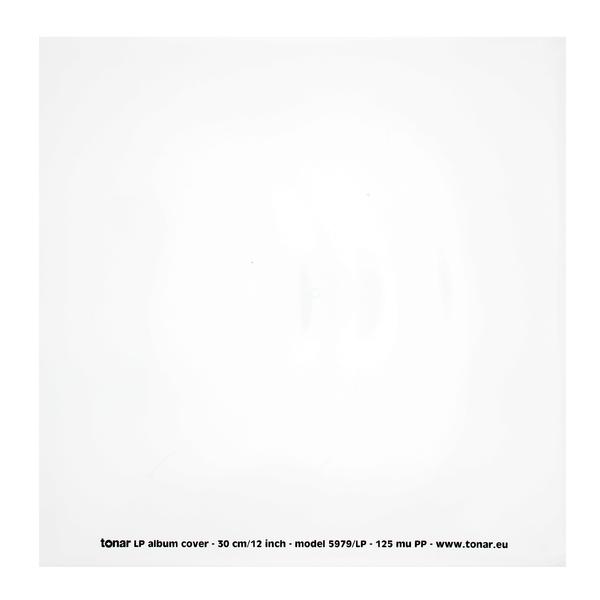 цена на Конверт для виниловых пластинок Tonar 12 LP OUTER SLEEVE (25 шт.)