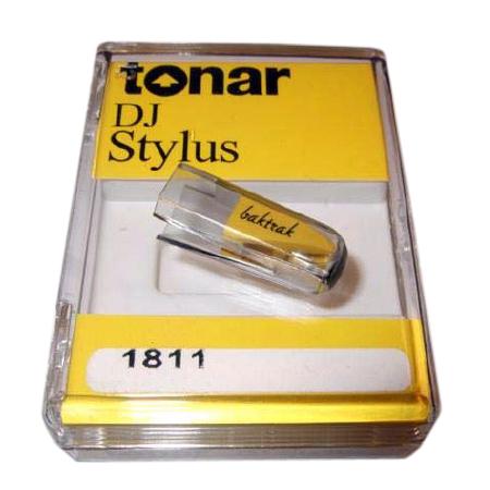 Игла для звукоснимателя Tonar Stylus Baktrak игла для звукоснимателя tonar stylus banana
