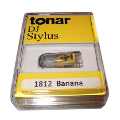 Игла для звукоснимателя Tonar Stylus Banana головка звукоснимателя goldring gl2300