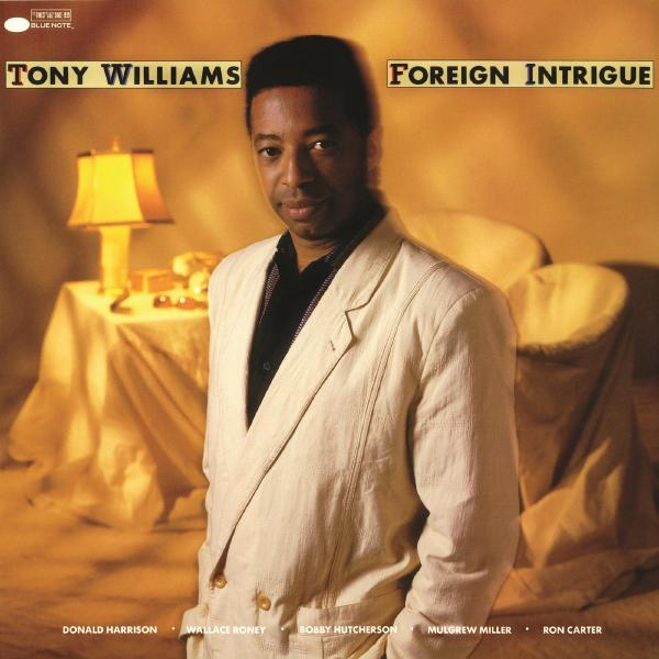 Tony Williams Tony Williams - Foreign Intrigue (180 Gr) ремень tony perotti tony perotti mp002xm24m1g