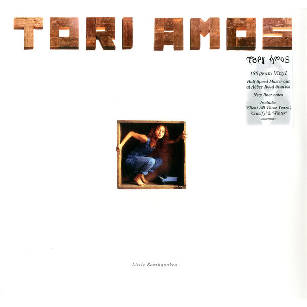 Tori Amos Tori Amos - Little Earthquakes tori amos tori amos   boys for pele  2 lp