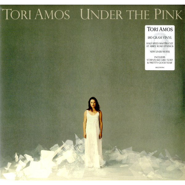 Tori Amos Tori Amos - Under The Pink tori amos tori amos   boys for pele  2 lp
