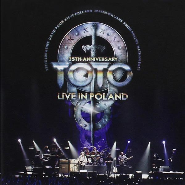 TOTO TOTO - 35th Anniversary Tour - Live In Poland (3 LP)