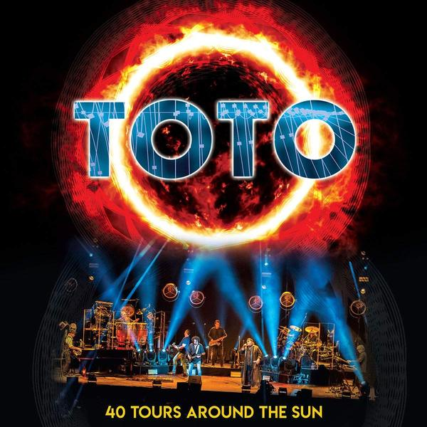 TOTO - 40 Tours Around The Sun (3 LP)