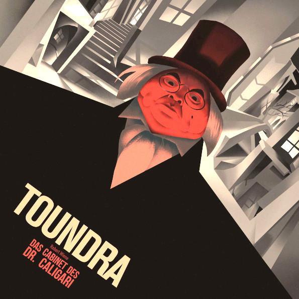 Toundra - Das Cabinet Des Dr. Caligari (2 Lp + Cd, 180 Gr)