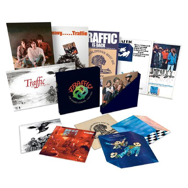 цена на Traffic Traffic - The Studio Albums (6 LP)