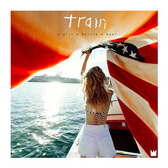 TRAIN TRAIN - A Girl A Bottle A Boat ландшафтное освещение starlight 192pcs 0 8 ip65 stc 192 0 8 blue