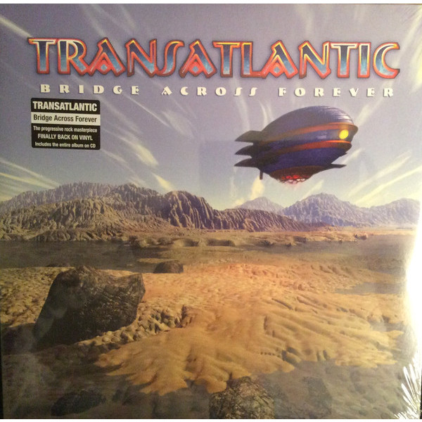 Transatlantic Transatlantic - Bridge Across Forever (2 Lp + Cd) барбра стрейзанд barbra streisand partners 2 lp cd