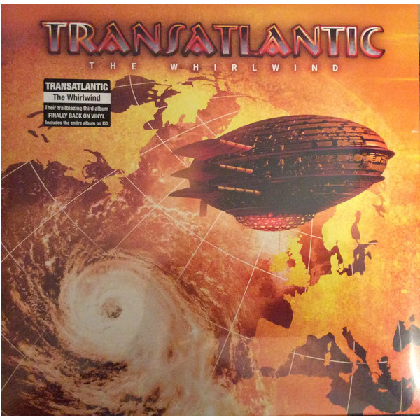 Transatlantic Transatlantic - The Whirlwind (2 Lp + Cd) atoma lp cd