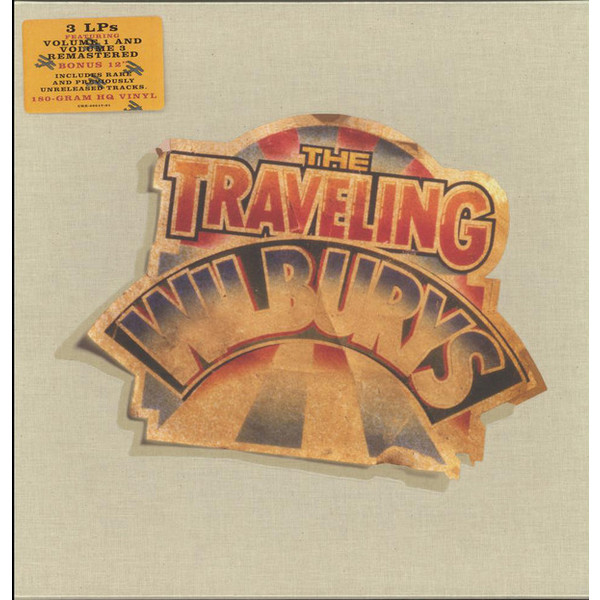 Traveling Wilburys Traveling Wilburys - The Traveling Wilburys Collection (3 LP) светильник подвесной lucide cliff цвет коричневый e27 40 вт 61455 50 41