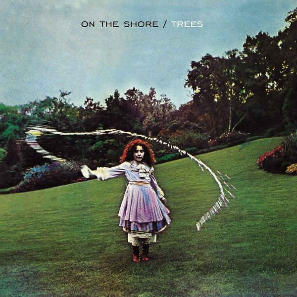 TREES TREES - On The Shore (180 Gr) draw trees