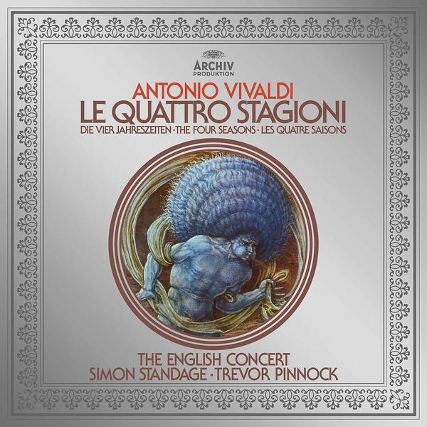 Vivaldi VivaldiTrevor Pinnock - : The Four Seasons дженин дженсен janine jansen vivaldi the four seasons