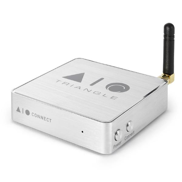 Сетевой проигрыватель Triangle AIO Connect Silver