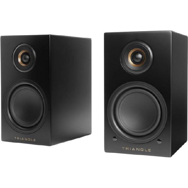 Активная полочная акустика Triangle ELARA LN01A Black