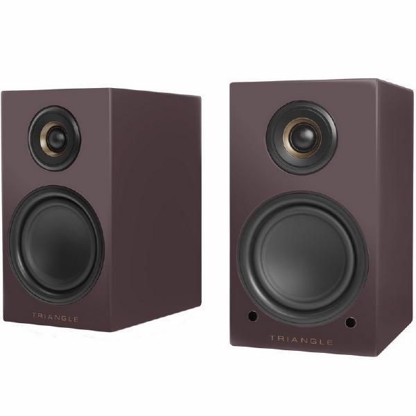 Активная полочная акустика Triangle ELARA LN01A Purple