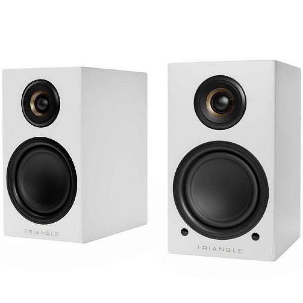 Активная полочная акустика Triangle ELARA LN01A White