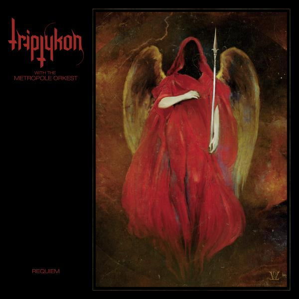 Фото - Triptykon Triptykon With The Metropole Orkest - Requiem (live At Roadburn 2019) (limited, Lp + Dvd, 180 Gr) prince prince 1999 limited 4 lp 180 gr