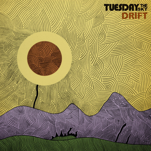 Tuesday The Sky Tuesday The Sky - Drift (lp+cd) sky sky toccata limited edition 2 cd dvd
