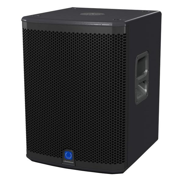 Профессиональный активный сабвуфер Turbosound iQ15B Black профессиональная активная акустика turbosound inspire ip2000 black