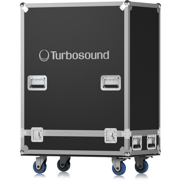 Аксессуар для концертного оборудования Turbosound Кейс LIVERPOOL TLX84-RC4 кейс для светового оборудования thon case 2x showtec phantom 50 led