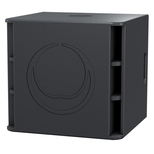 Профессиональный активный сабвуфер Turbosound Milan M15B Black профессиональный активный сабвуфер yamaha dxs12 black