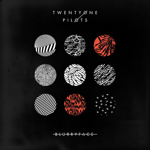 Twenty One Pilots Twenty One Pilots - Blurryface (2 LP) купить в Москве 2019