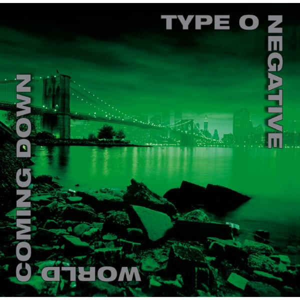 Фото - Type O Negative Type O NegativeType O'negative - World Coming Down (limited, 2 Lp, 180 Gr, Colour) prince prince 1999 limited 4 lp 180 gr